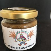 Crema ai funghi porcini