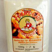"""Farina tipo 0 """"granito"""", 1 kg 2 euro"""