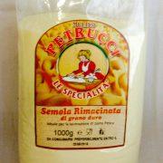 Semola rimacinata al grano duro, 1 kg 2 euro