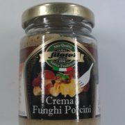Crema di funghi porcini 75 g