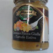 Crema di zucca gialla e tartufo estivo 140 g