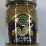 Crema di olive verdi 140 g