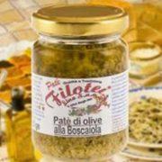 Patè di olive alla boscaiola, 130 g