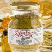 Patè di olive verdi e carciofi, 250 g