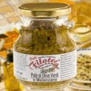 Patè di olive e melanzane, 250 g