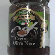 Crema di olive nere 140 g